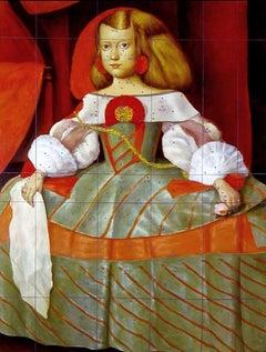 Fabric Portrait Paintings