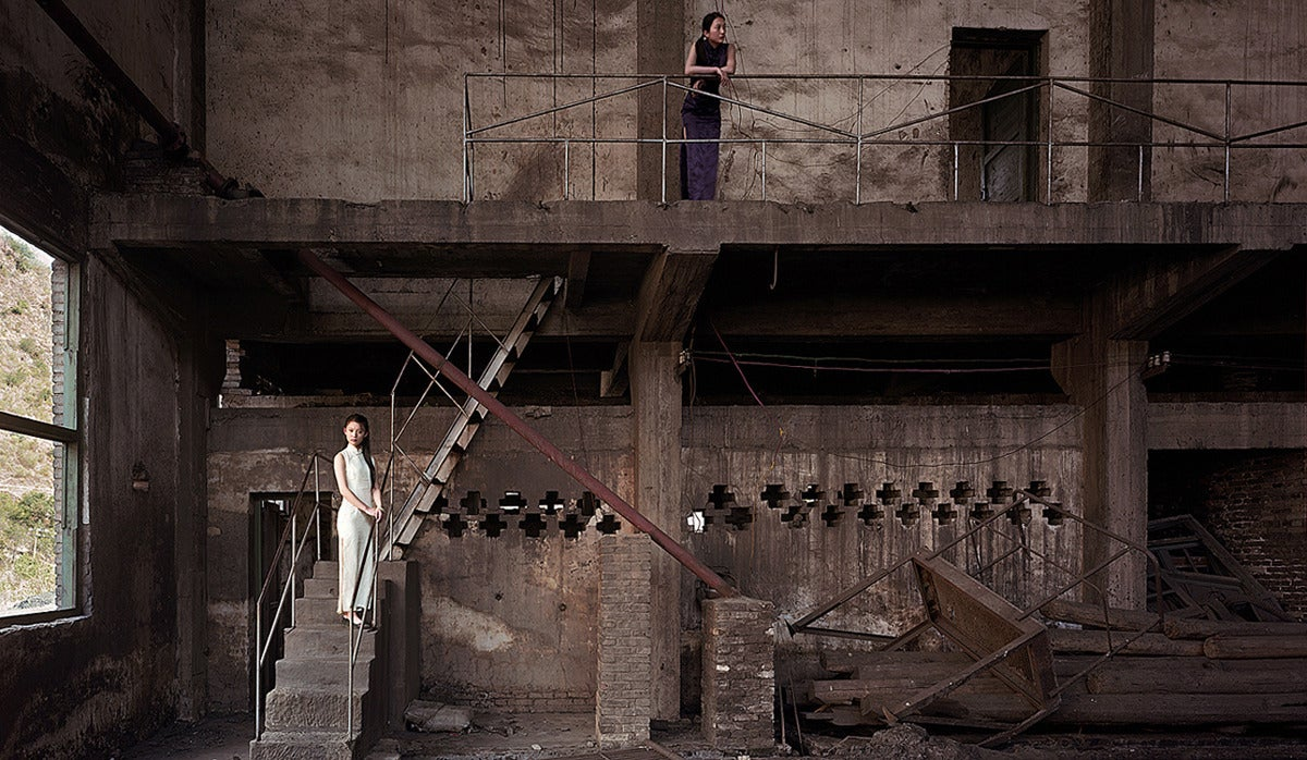 Chen jiagang abandoned warehouse ii the great third for Serie warehouse