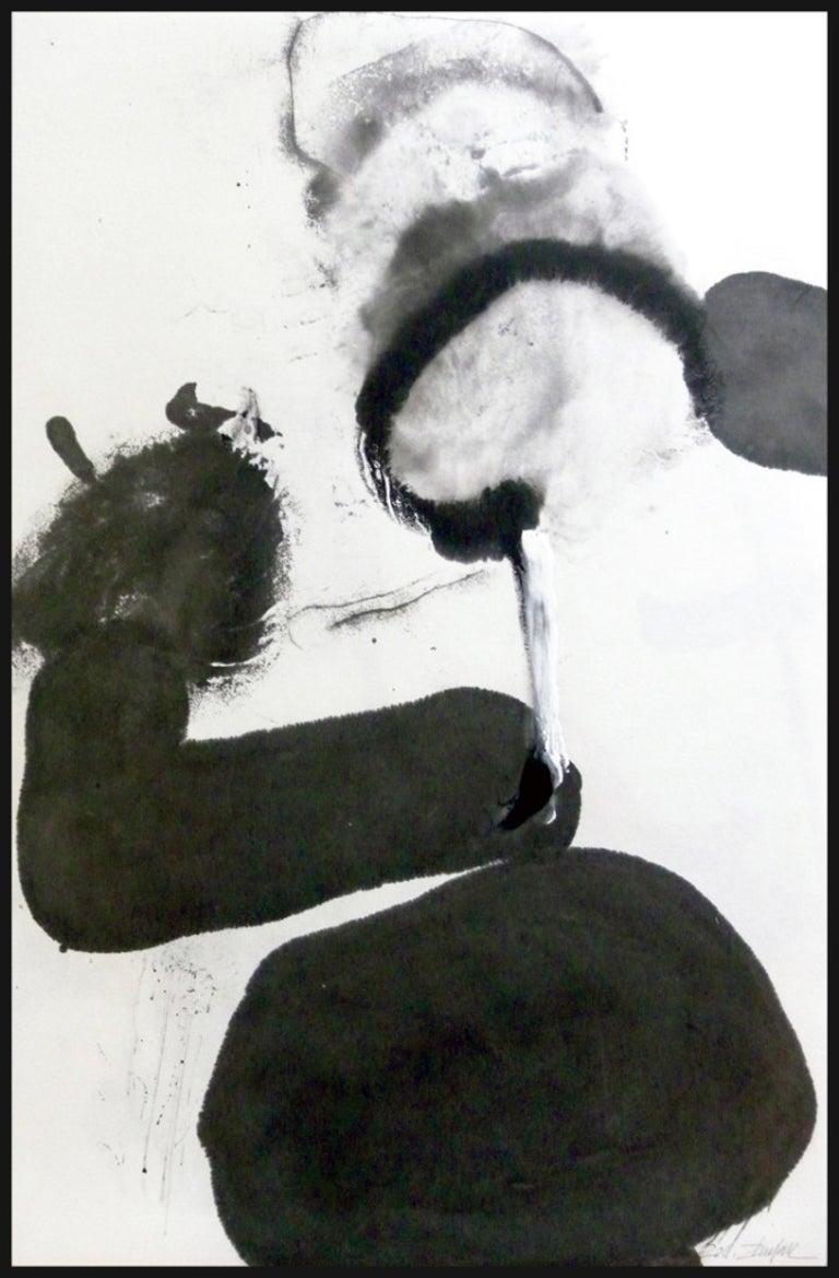 Zhu Lan Abstract Painting - ZL Untitled 7