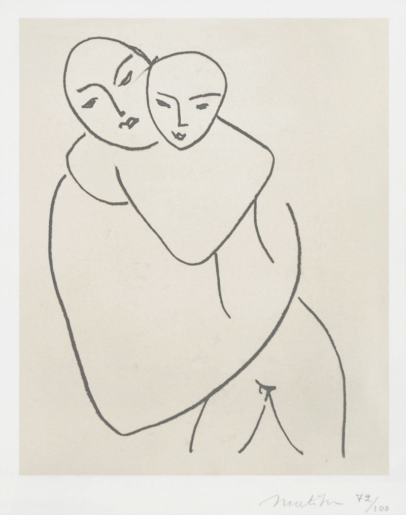 Matisse Contour Line Drawing : Matisse drawings imgkid the image kid has it