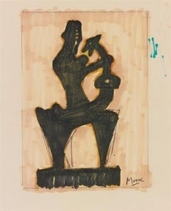 Mother and Child (Design), 1961