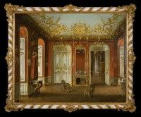A Rococo Interior