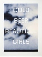 Cold Beer, Beautiful Girls