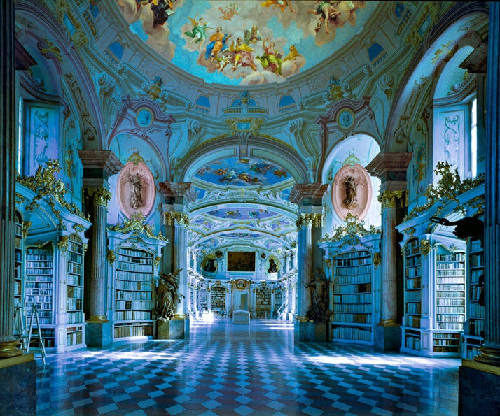Admont Austria  city photos gallery : Massimo Listri Biblioteca di Admont, Austria For Sale at 1stdibs