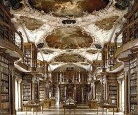 Biblioteca dell'Abbazia, St.Gallen, 2002