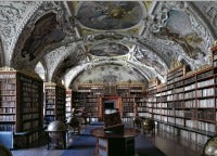 Biblioteca di Strahov, Praga