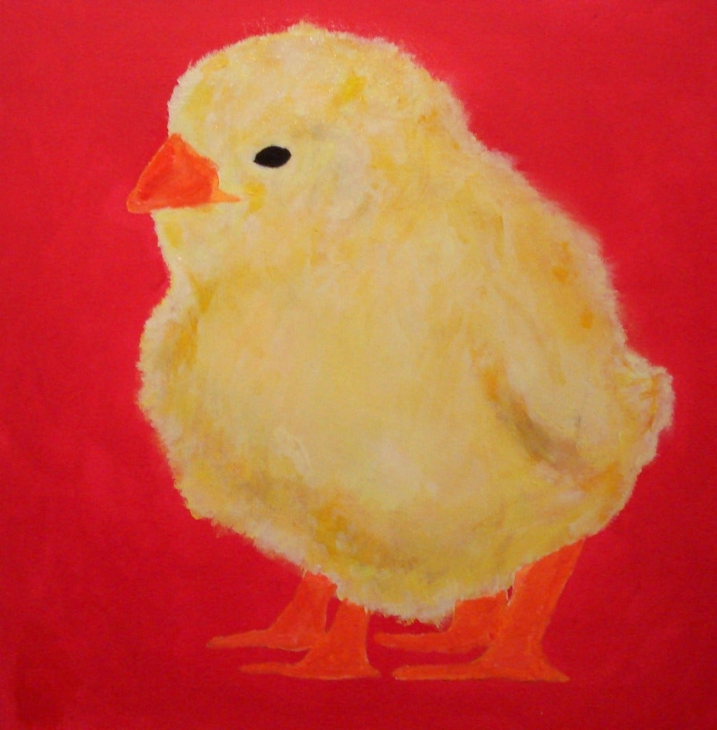 Four Legged Chick