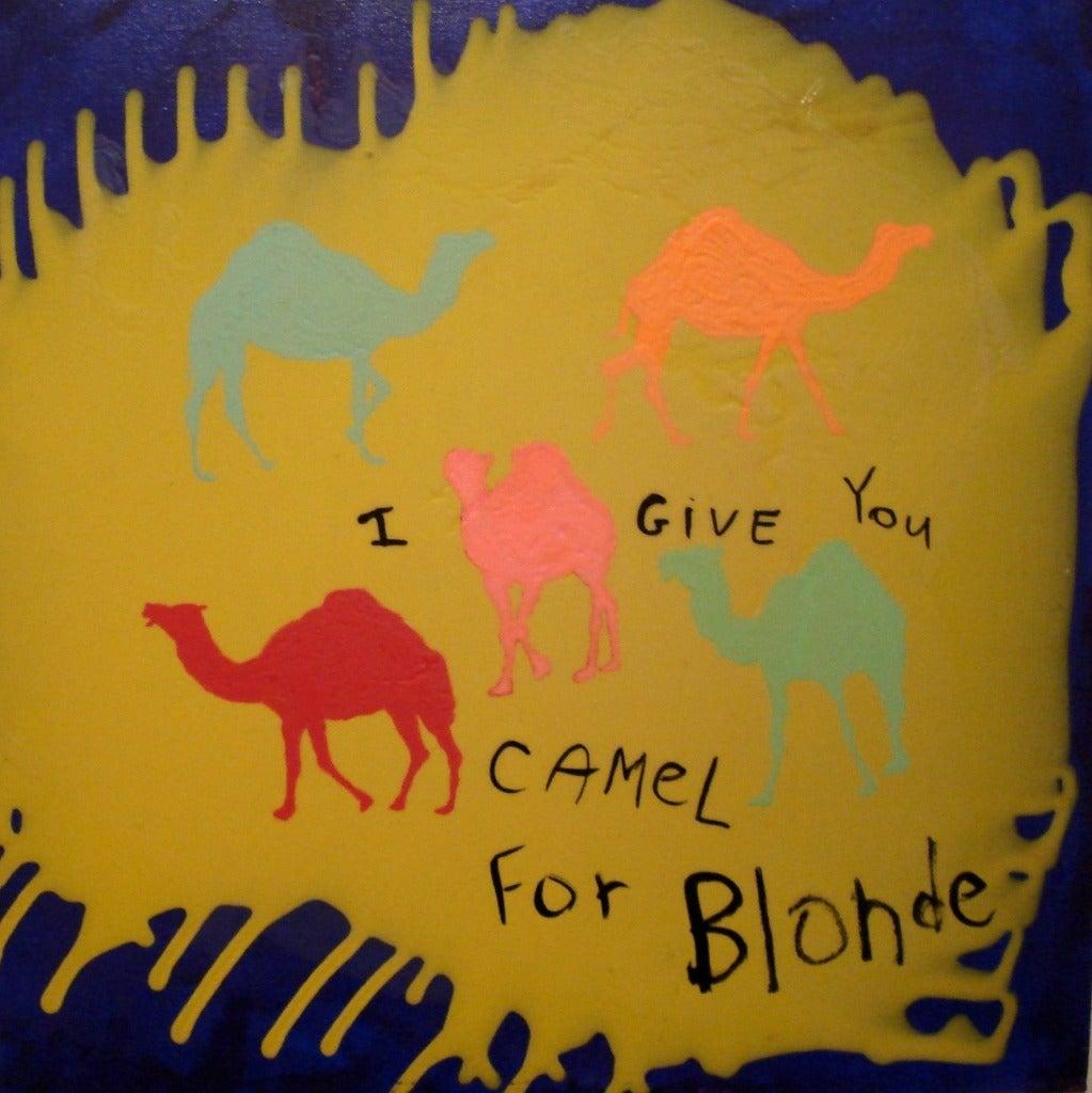 Camels 4 Legged