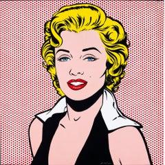 Marilyn puntos rojos