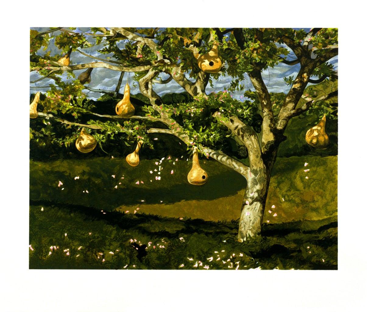 Jamie Wyeth - The Gourd Tree 1