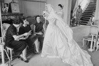 Dior, Felicite Gown