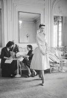 Dior Model Renee Wears Mireille