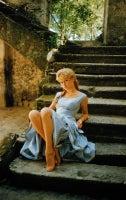 Brigitte Bardot in Braids, 1958
