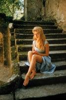 Brigitte Bardot, Hands in Lap