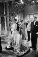 Audrey Hepburn During the Filming of Sabrina