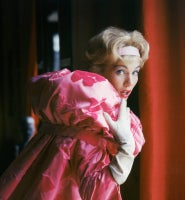 Designers' Homes Pink Girl Peeking