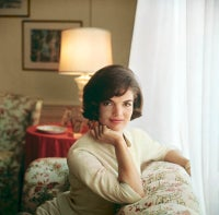 "Jacqueline Kennedy for ""Look"" Magazine, 1961"