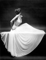 Vanity Fair Sheer Gown Icon
