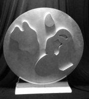 Rare Large Hans Jean Arp Sculpture Relief ed. of 5