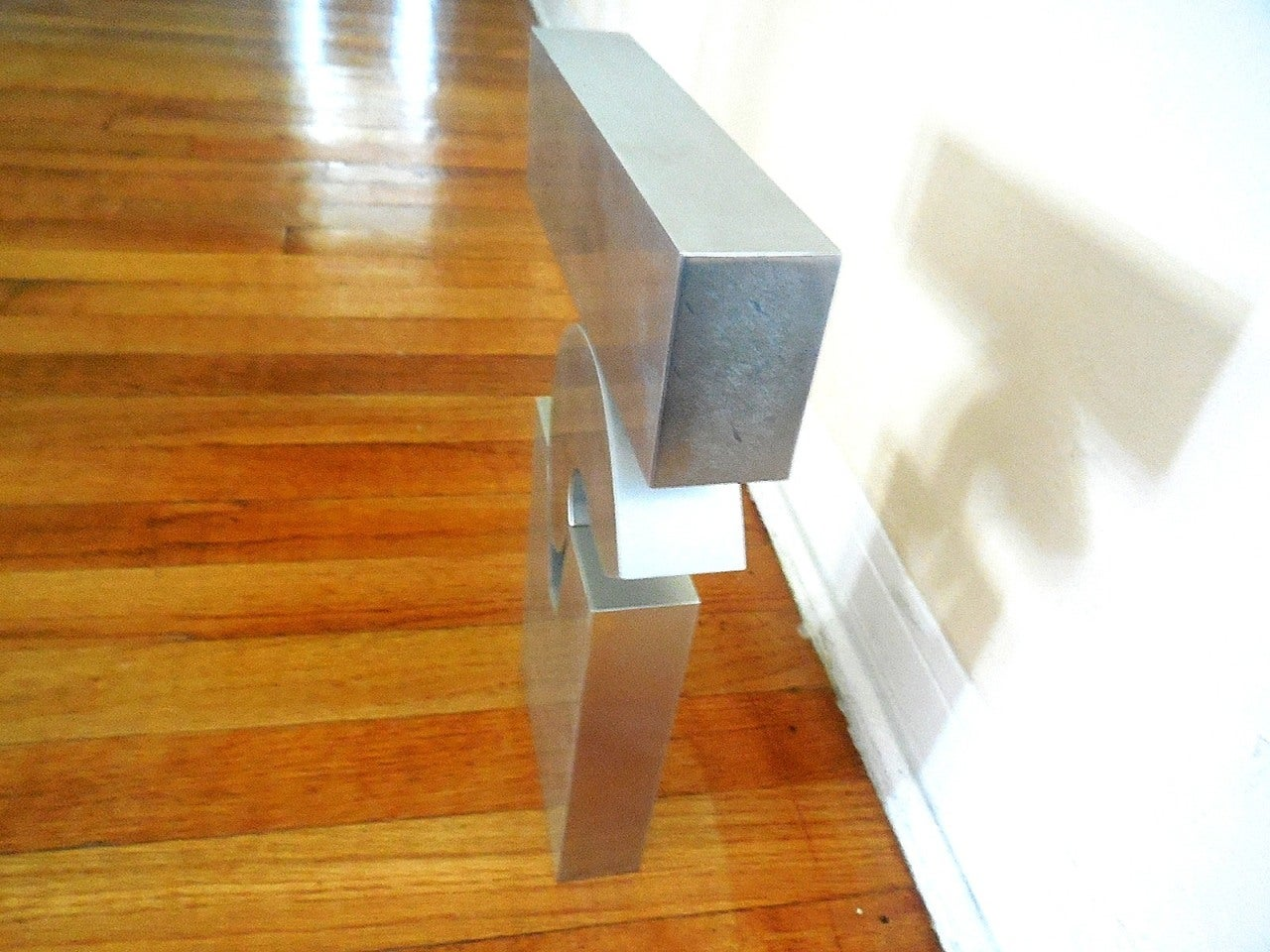"Rare 1968 Sculpture ""Open Suspense"" For Sale 5"