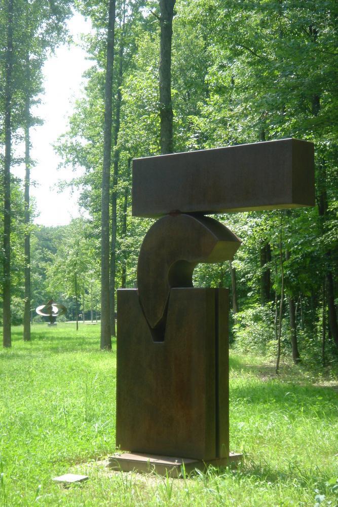 "Rare 1968 Sculpture ""Open Suspense"" 3"