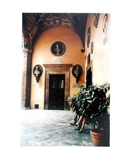 Tuscany, Couple, Siena 1996