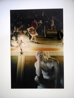 Tuscany, Statue, Siena 1996