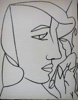 Portrait Head of a Woman, 1951