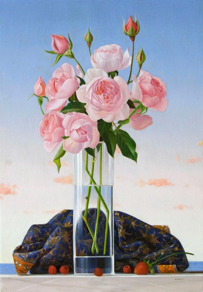 James Aponovich Seaside Roses Week 13 For Sale At 1stdibs