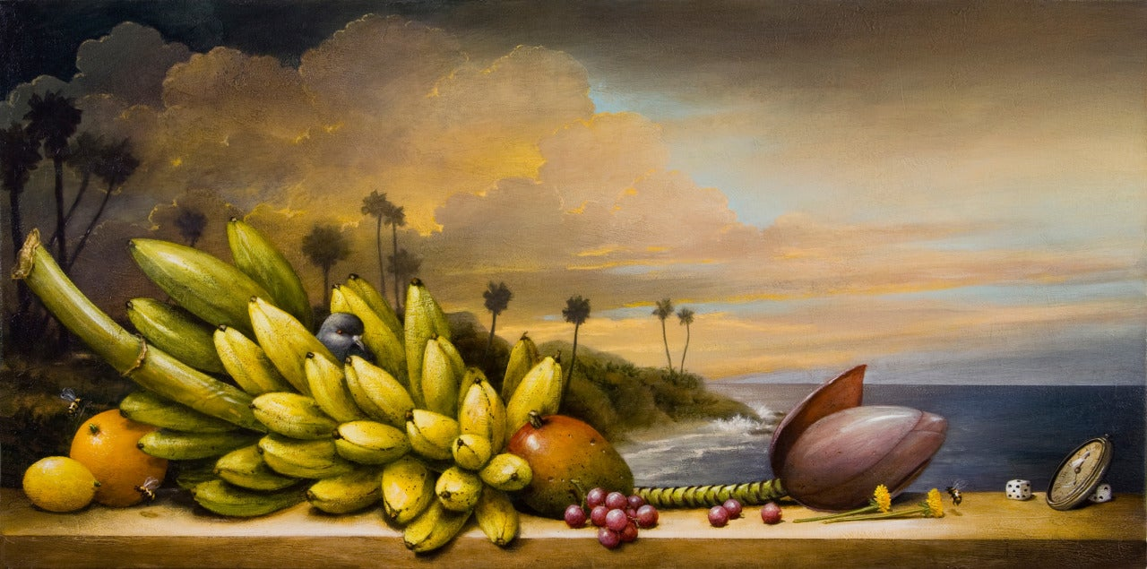 Kevin Sloan - The Columbian Exchange 1