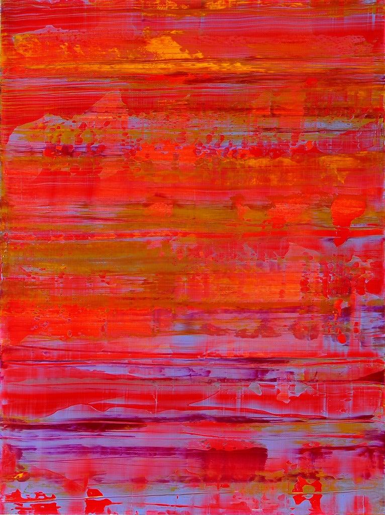 Stillpoint No. 1306 - Painting by Jessie Morgan