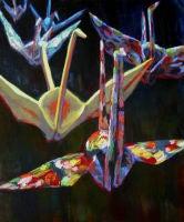 Six Cranes