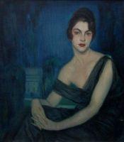 Portrait d'Elegant