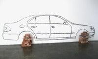 Car on Bricks