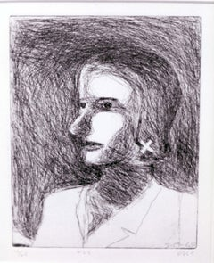 #23 from 41 Etching Drypoints