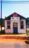 Night Spot, Marion, Alabama, 1972