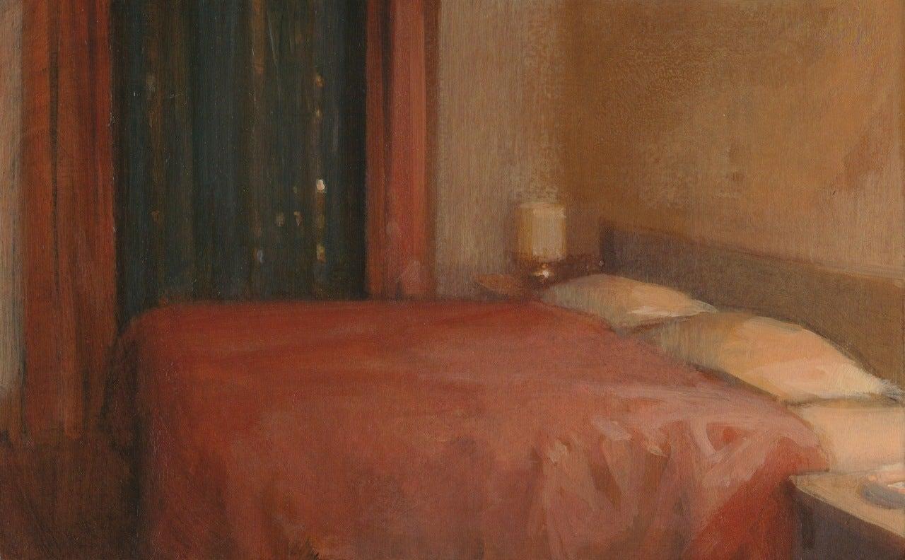 Ben McLaughlin Figurative Painting   00:37