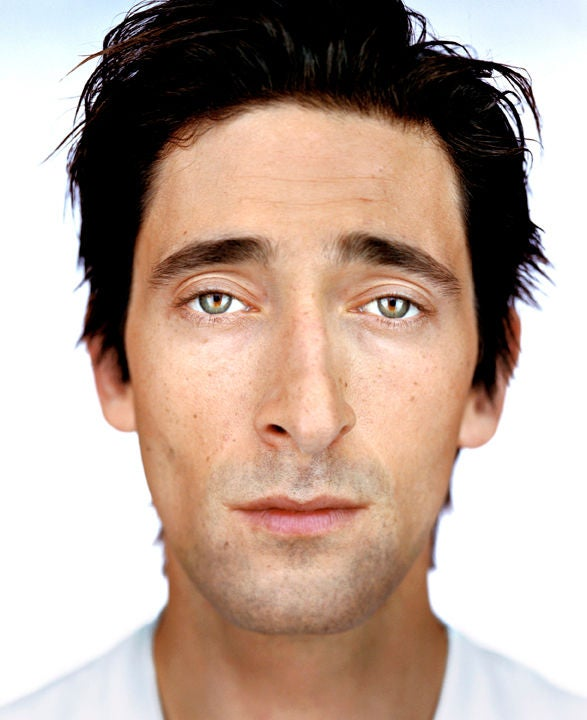 Martin Schoeller Adrien Brody 2003 Photograph At 1stdibs