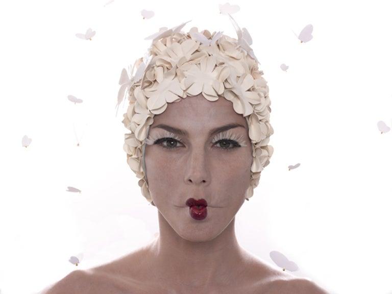Natalia Arias Figurative Photograph - FLOWER