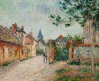 Le Rue de Village, Saint-Cyr-du-Vaudreuil, c. 1923