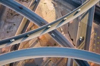 Over Ramps, Albuquerque, New Mexico, USA, 2008