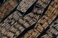 Logging Rafts, Olympia, Washington, USA, 2005