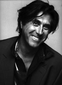 Bryan Ferry, 1996 - Terence Donovan (Portrait Photography)