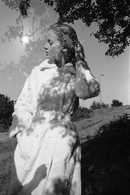 Celia Hammond, 1962 Fashion Shoot for Queen - Terence Donovan