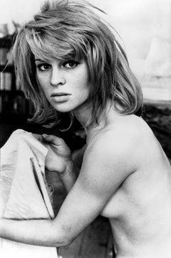 Julie Christie II, 1962 - Terence Donovan (Nude Portrait Photography)