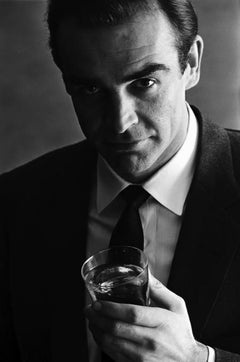 Sean Connery, 1962 Advertising Shoot For Smirnoff Vodka