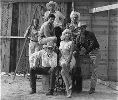 Reno, Nevada, 1960 (Misfits Group Photograph) - Elliott Erwitt