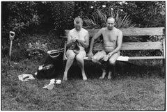 Kent, England, 1968 - Elliott Erwitt (Black and White Nude Photography)