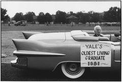 New Haven, Connecticut, 1955 - Elliott Erwitt (Black and White Photography)
