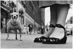 New York City, 1946 - Elliott Erwitt (Black and White Photography)